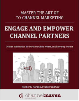 Marketing To Channel Partners