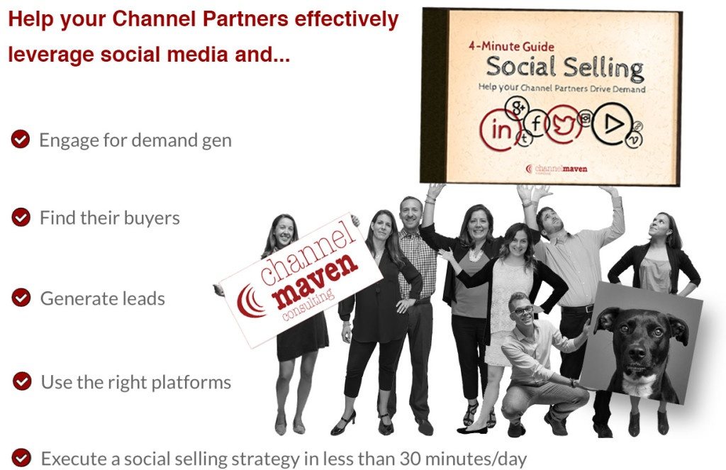 Social Selling pocket guide for Channel Partners