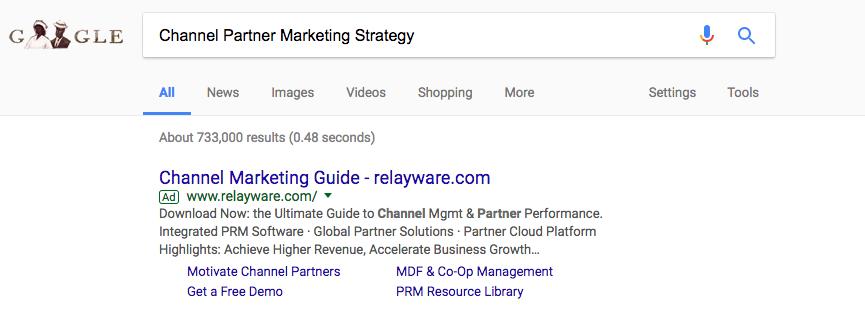 Channel Partner Marketing Strategy