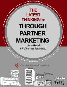 Through Partner Marketing ebook